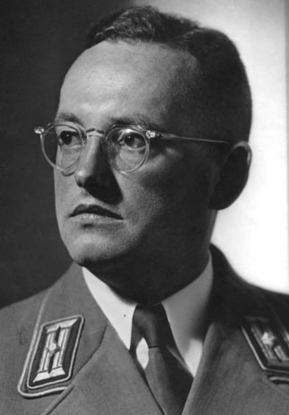 Hung arab and his german ally